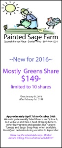 2016 Most Greens Share front